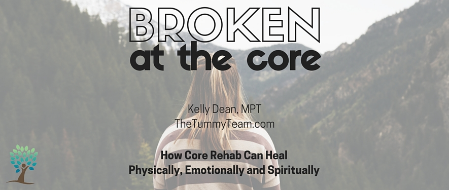 Broken at the Core
