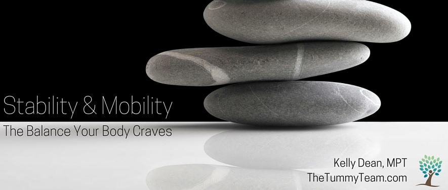 Stability and Mobility