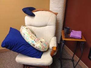 Nursing Throne Example