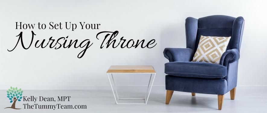 The Nursing Throne