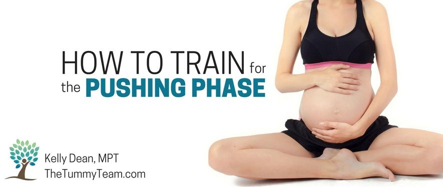 prenatal core training