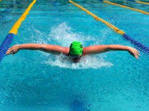 swimming and diastasis recti