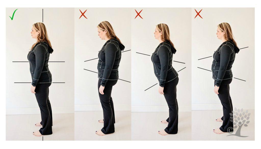Standing alignment