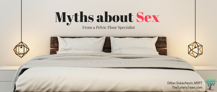 myths about sex