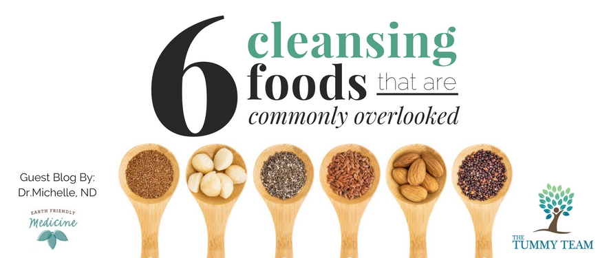 cleansing foods
