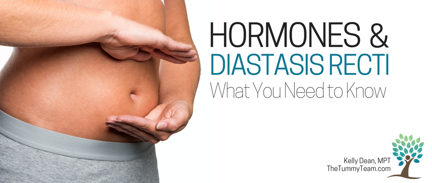 Hormones & Diastasis Recti