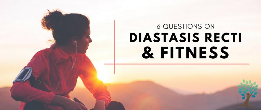 diastasis recti and fitness