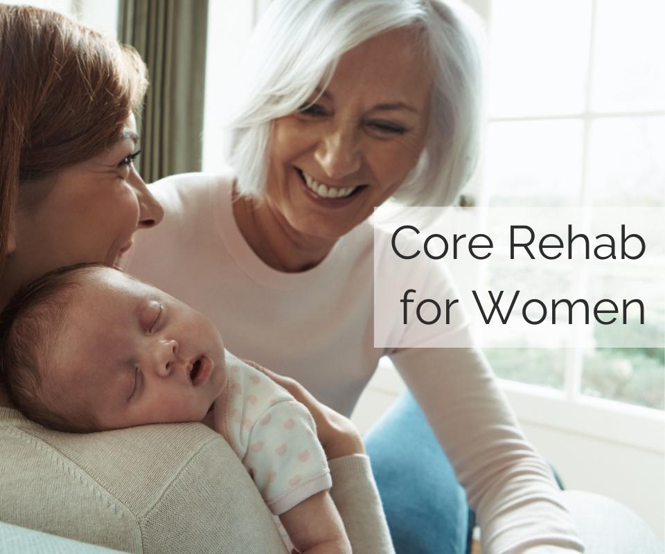 Core Rehab for Women